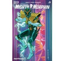 MIGHTY MORPHIN #9 CVR F FOC REVEAL VAR INTERMIX
