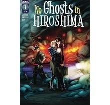 NO GHOSTS IN HIROSHIMA #1 CVR B 1:10 ALBERTO RIOS UNLOCK