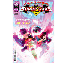 CHALLENGE OF THE SUPER SONS #4 (OF 7) CVR A SIMONE DI MEO
