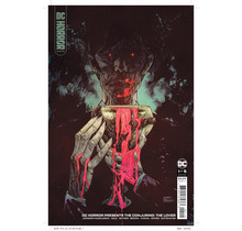 DC HORROR PRESENTS THE CONJURING THE LOVER #1 Second Printing