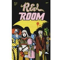 RED ROOM #2 CVR D RUGG 1:15