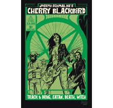 CHERRY BLACKBIRD #1 (OF 5) 2ND PTG