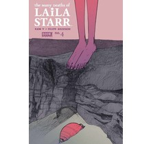 MANY DEATHS OF LAILA STARR #4 (OF 5) CVR A ANDRADE