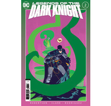 LEGENDS OF THE DARK KNIGHT #2 Second Printing
