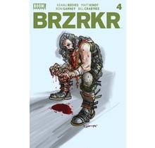 BRZRKR (BERZERKER) #4 (OF 12) CVR C GRAMPA FOIL