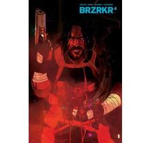 BRZRKR (BERZERKER) #4 (OF 12) CVR D WARD FOIL