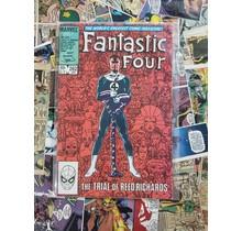 Fantastic Four #262