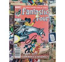 Fantastic Four #272 6.0
