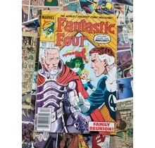 Fantastic Four #273 7.5 Newsstand