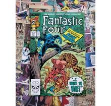 Fantastic Four #311
