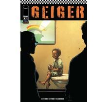 GEIGER #5 CVR D FRANK