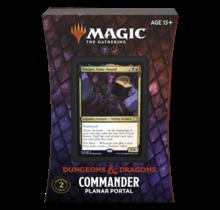 Magic the Gathering: Adventures in The Forgotten Realms Commander Deck – Planar Portal