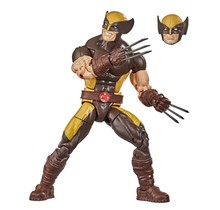 Marvel Legends House of X - Wolverine Action Figure, 6 Inch