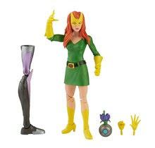 Marvel Legends House of X - Jean Grey Action Figure, 6 Inch