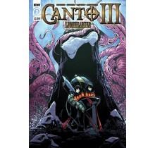 CANTO III LIONHEARTED #2 (OF 6) CVR A ZUCKER