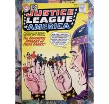 Justice League #10 1st Felix Faust 4.0