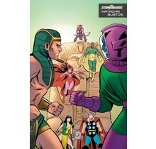 KANG THE CONQUEROR #1 (OF 5) BUSTOS STORMBREAKERS VAR
