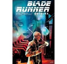 BLADE RUNNER ORIGINS #5 MIRRORED FOC FOIL