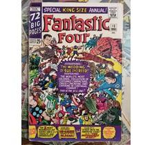 Fantastic Four Annual #3 1965 4.5
