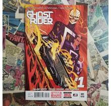 Ghost Rider #1 2nd ptg, 1st Robbie Reyes