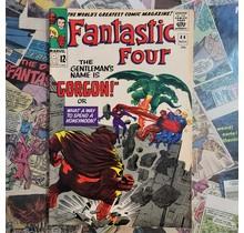 Fantastic Four #44 6.0