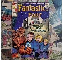 Fantastic Four #45 3.0