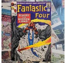 Fantastic Four #47 5.5