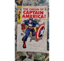 Captain America #109 6.5
