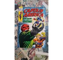 Captain America #115 7.0 last 12cent issue