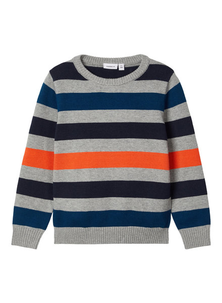 NAME IT - BOYS NMMNUCE LS KNIT