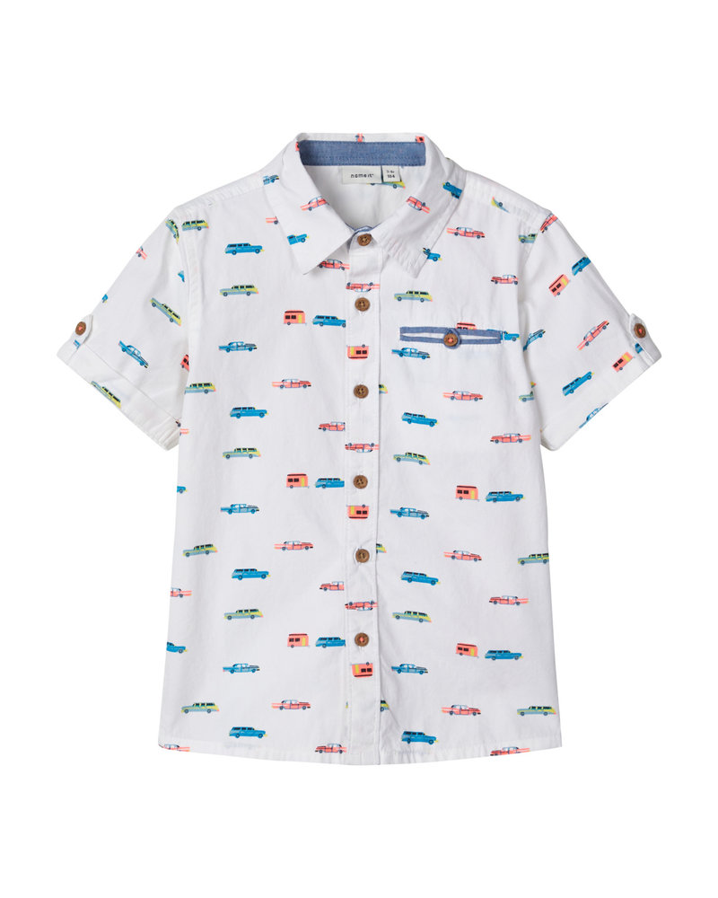 NAME IT - BOYS NMMFRITTE SS SHIRT