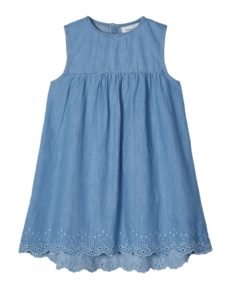 NAME IT - GIRLS NMFBIANA DNM 1348 DRESS