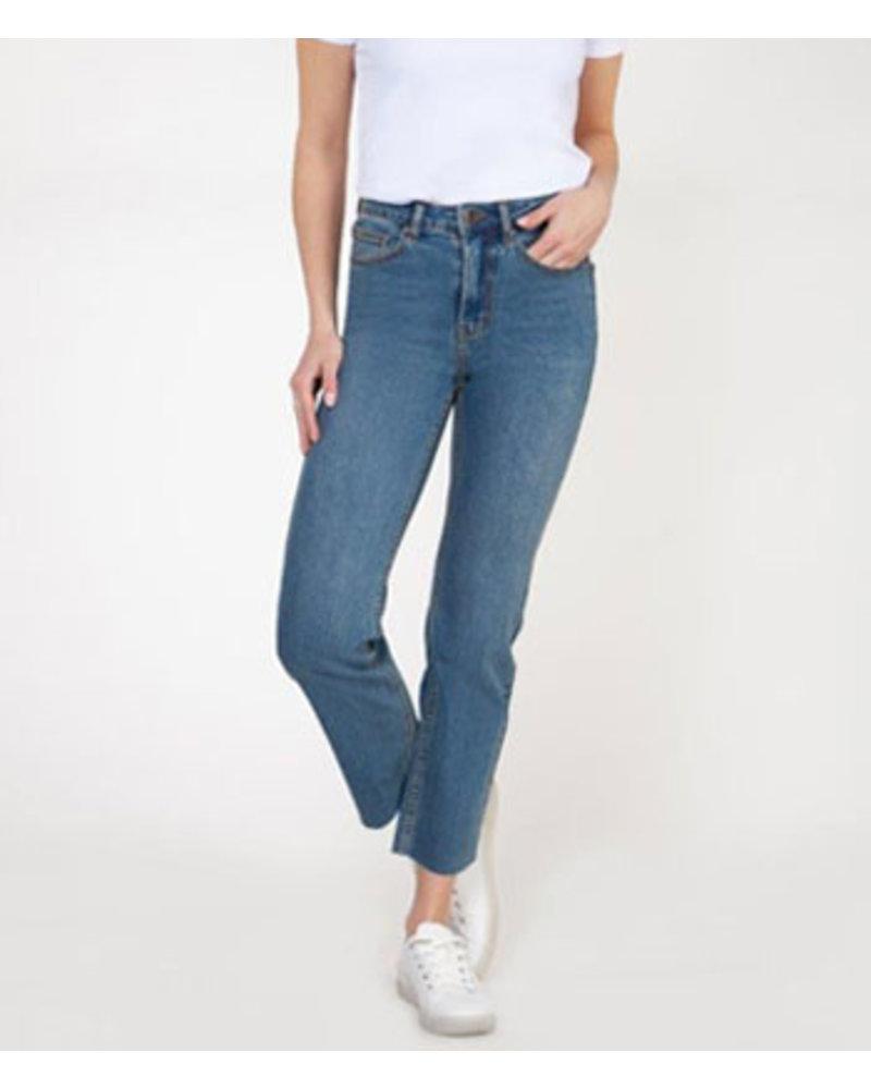 DEX HIGH RISE STRAIGHT LEG