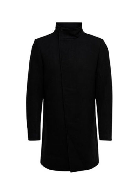 ONLY & SONS ONSOSCAR WOOL COAT  OTW