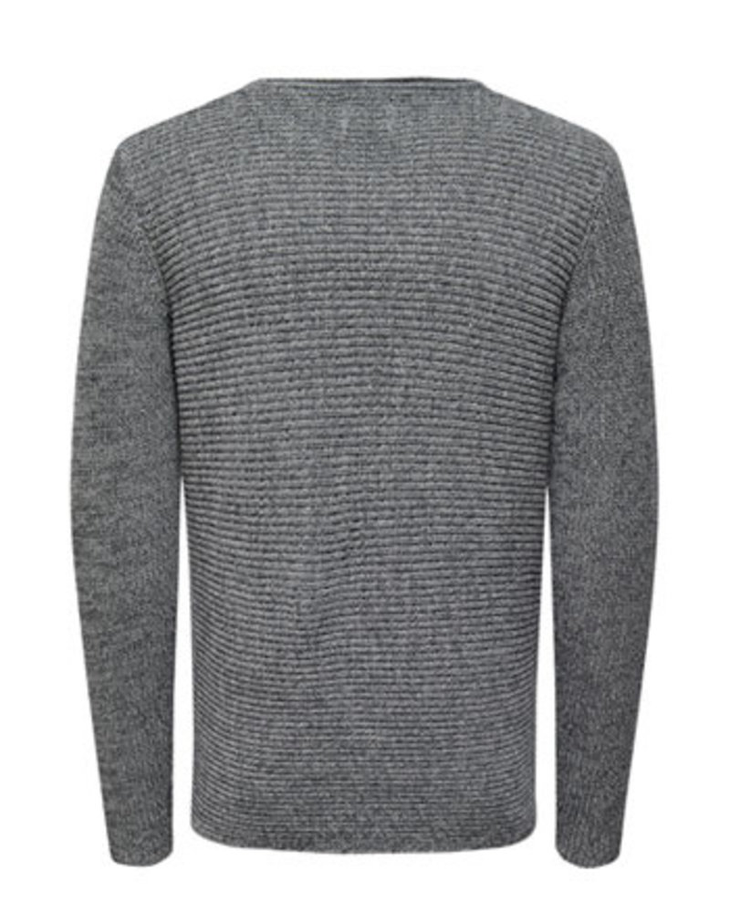 ONLY & SONS ONSSATO LIFE 7 MULTI CLR KNIT NOOS