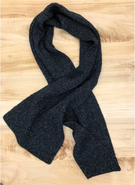 THE BRANDE GROUP THE BRANDE GROUP scarves 1- aw20 BLACK-GREEN