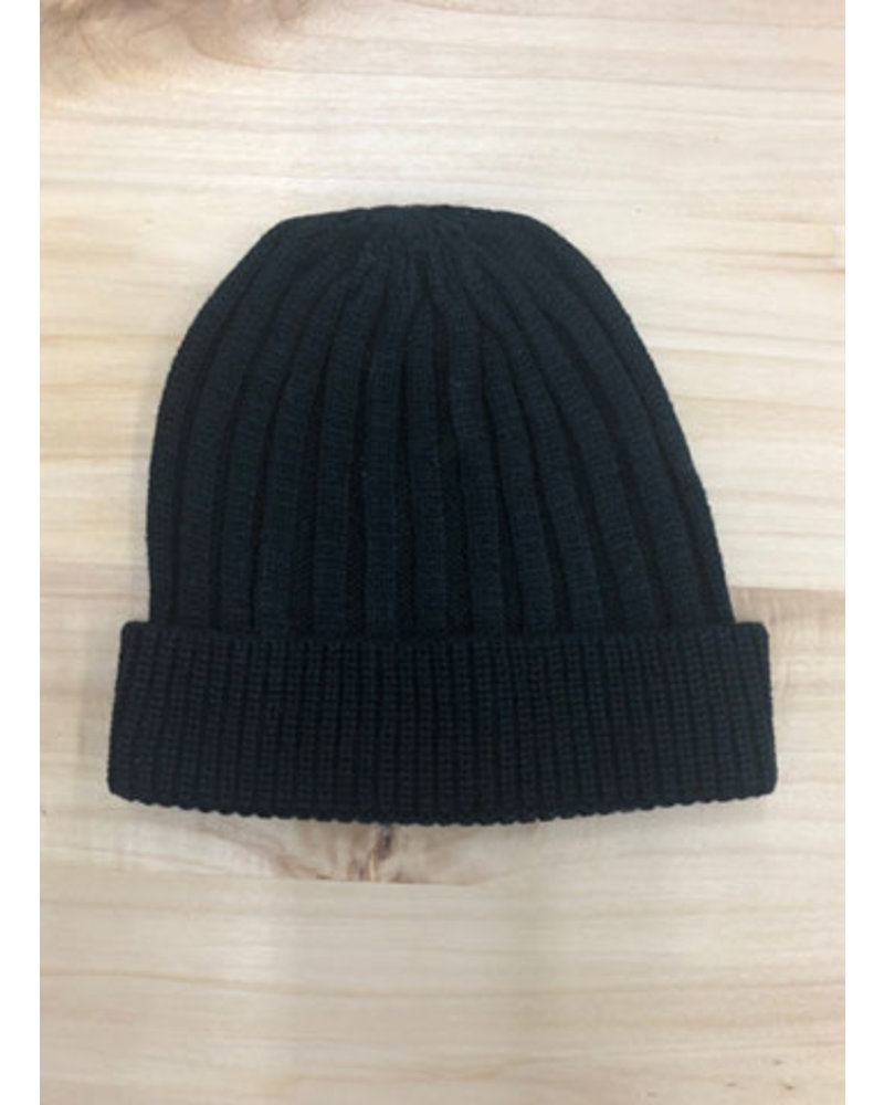 THE BRANDE GROUP THE BRANDE GROUP TUQUES 1- aw20 BLACK