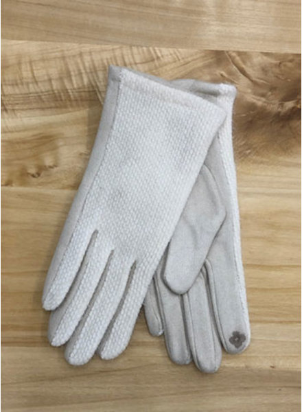 THE BRANDE GROUP THE BRANDE GROUP - GLOVES-gants 1 - BIRCH