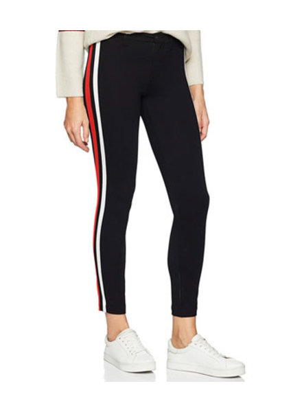 ONLY ONLEVIE SPORT STRIPES ANKLE PANT PNT