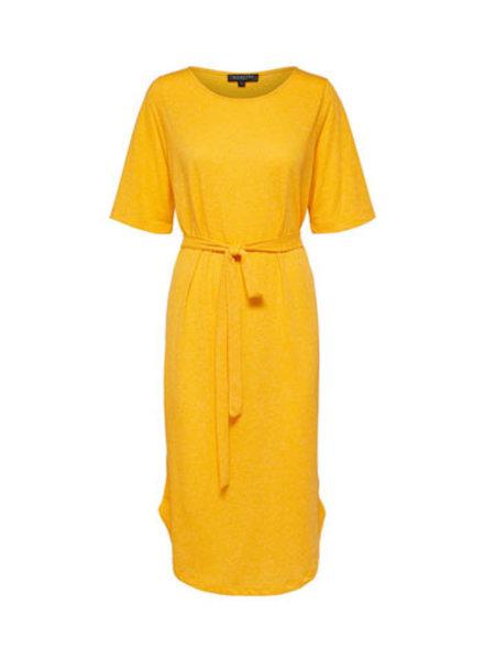 SELECTED FEMMES SFIVY 2/4 BEACH DRESS
