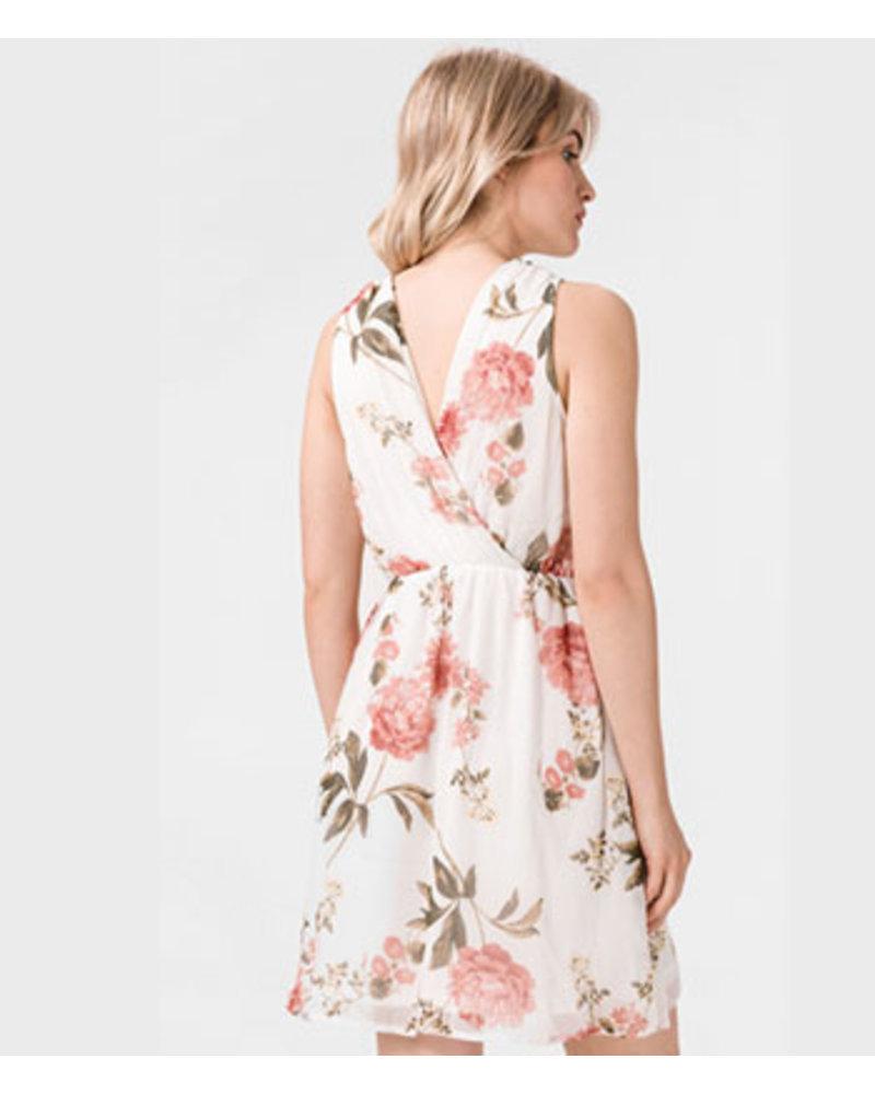 VERO MODA VMLUCCA SL SHORT DRESS WVN CE AOP:LUCCA