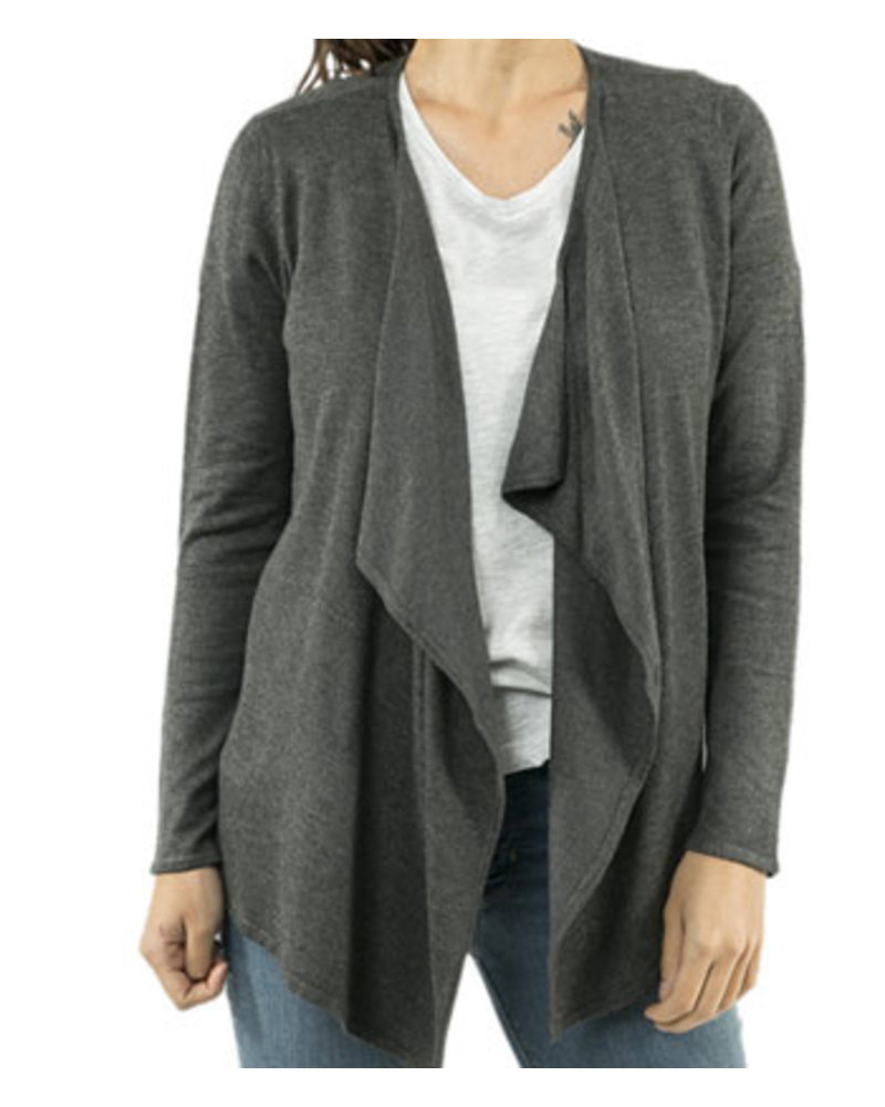 ONLY onlMILA L/S DRAPED CARDIGAN KN