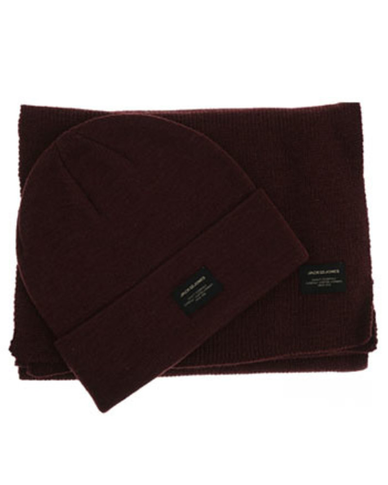JACK & JONES JACDNA KNIT GIFTBOX Pack:PORT ROYAL MEL