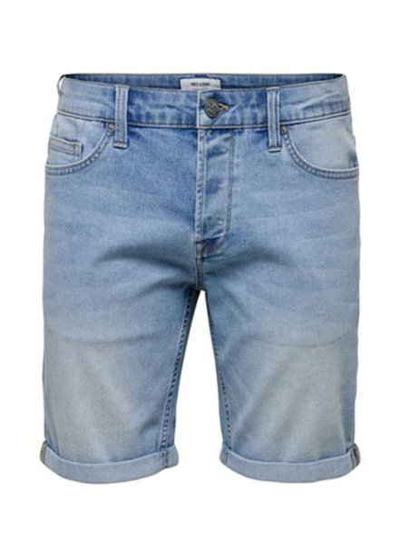 ONLY & SONS ONSPLY LIFE SLIM L BLUE PK 5142