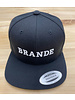 THE BRANDE GROUP THE BRANDE GROUP-CAP SNAPBACK BLK