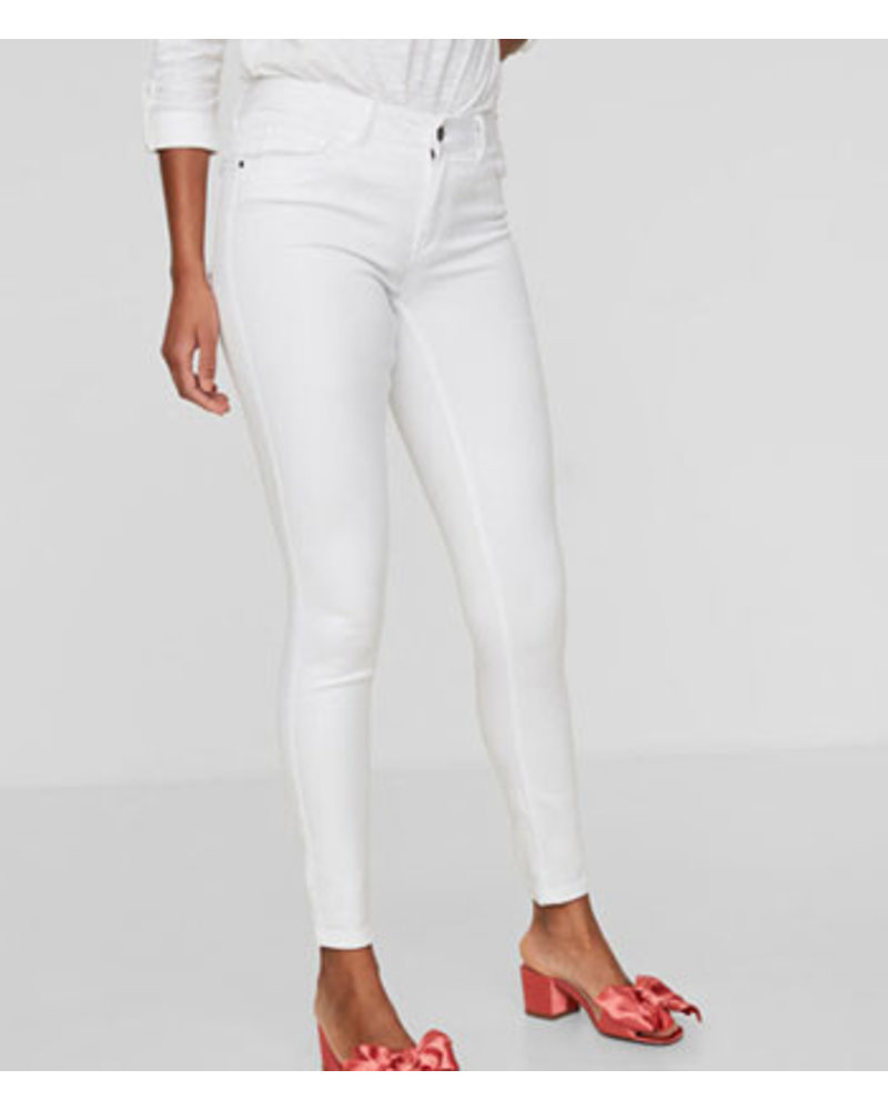 VERO MODA VMSEVEN NW S SHAPE UP JEANS WH