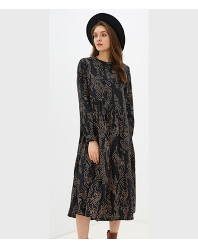 NOISY MAY NMDOLLIE L/S LONG DRESS