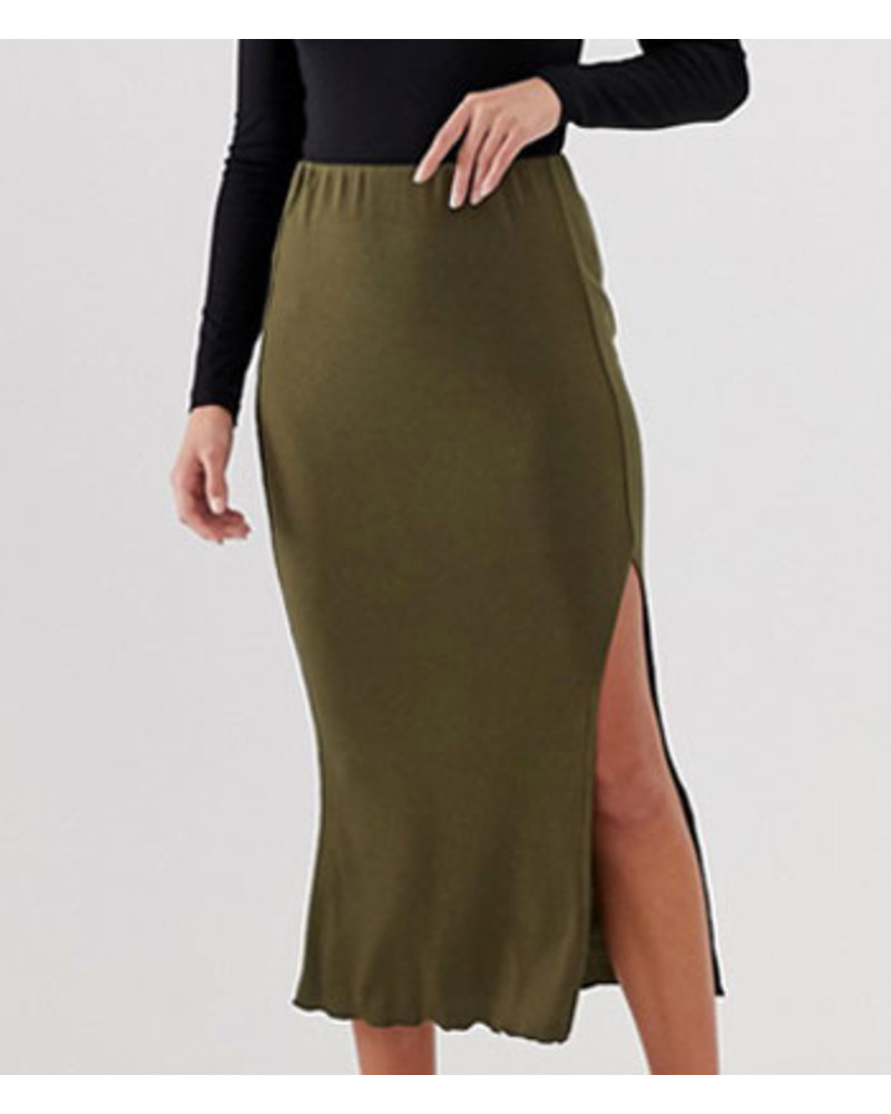 VERO MODA VMGREEK MIDI SKIRT KAA