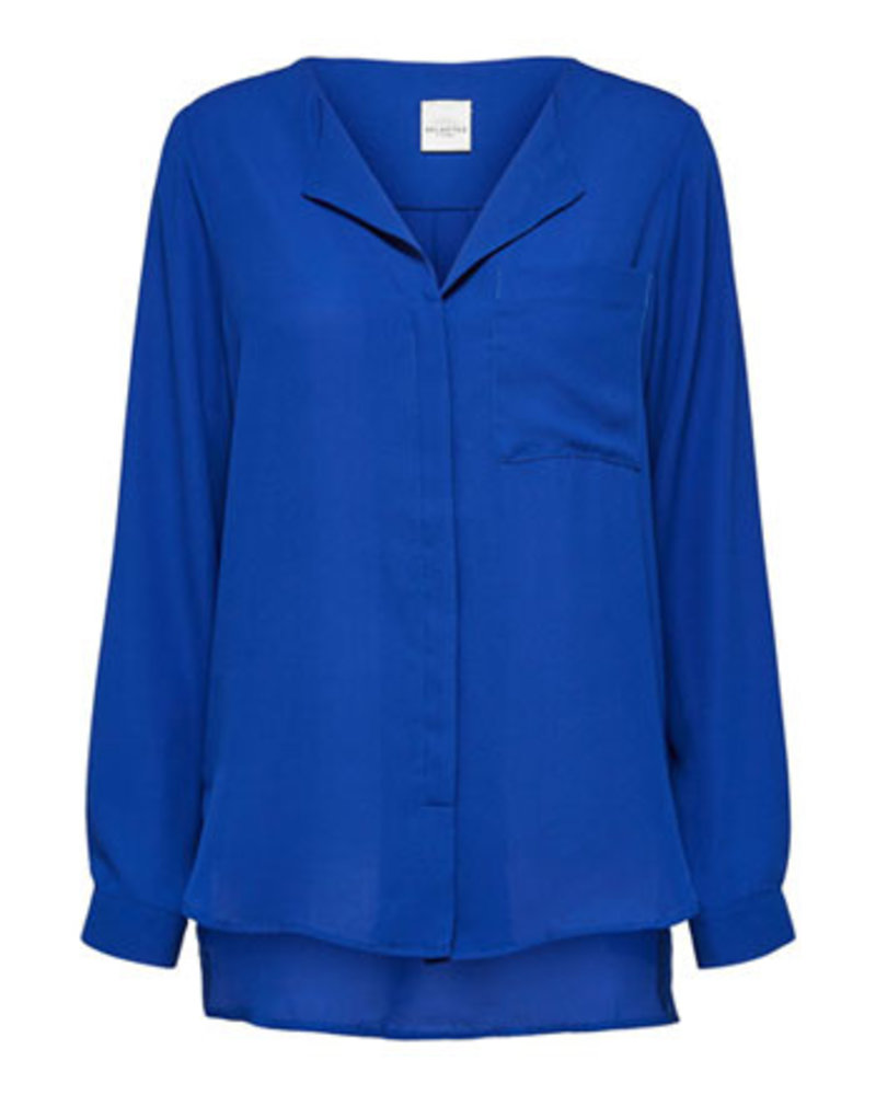 SELECTED FEMMES SFDYNELLA LS SHIRT