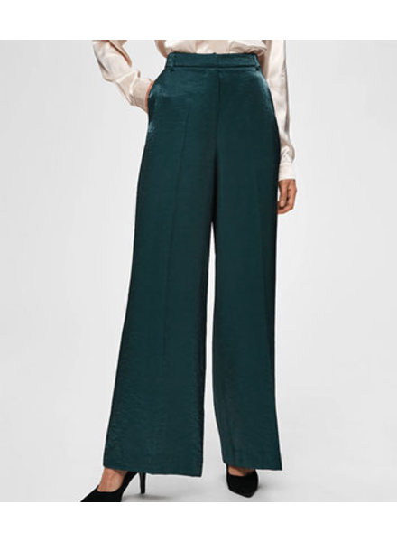 SELECTED FEMMES SLFLULU HW WIDE PANT B
